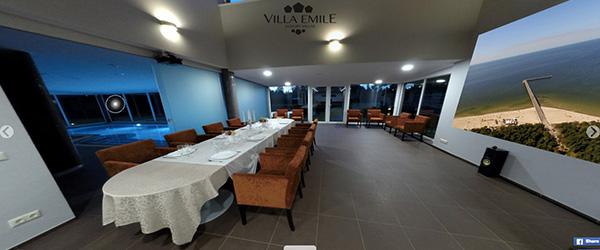 Vila Emile virtualus turas